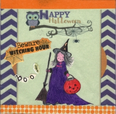 carte,halloween,scrapbooking